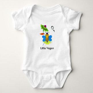 """""""Little Vegan"""" Baby Bodysuit"""