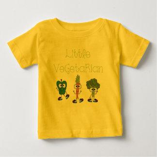 Little Vegetarian Baby T-Shirt