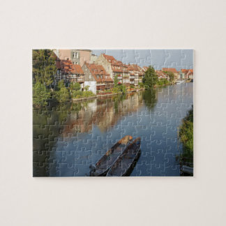 Little Venice in Bamberg Jigsaw Puzzle