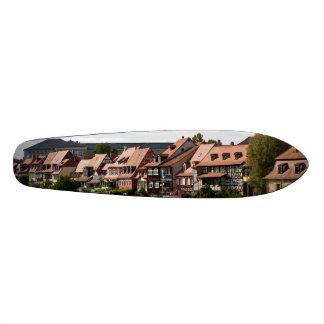 Little Venice in Bamberg Skateboard