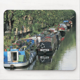Little Venice in London, England Mouse Pad