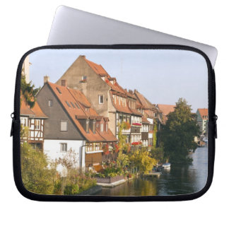 Little Venice (Klein Venedig) and River Regnitz Computer Sleeves