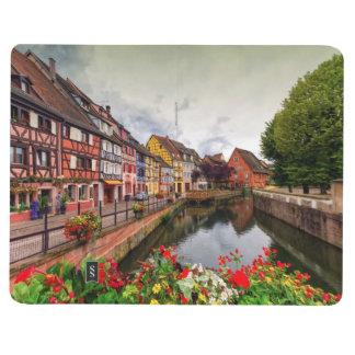 Little Venice, petite Venise, in Colmar, France Journals