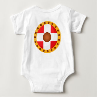 Little Viking Baby Bodysuit
