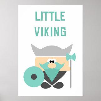 Little Viking Wall Art