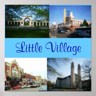 Little Village Poster