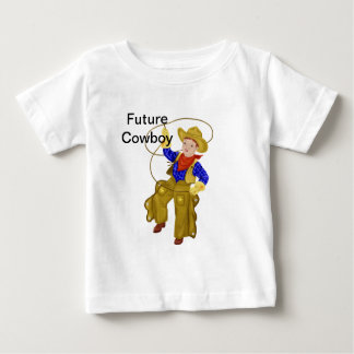 Little Vintage Cowboy Baby T-Shirt