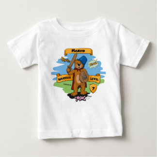 Little Warrior Baby T-Shirt