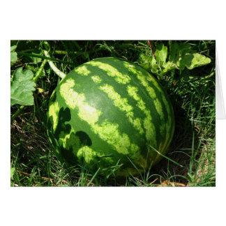 Little Watermelon Card