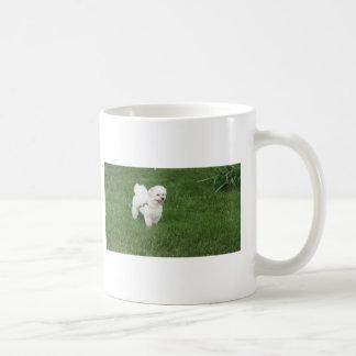Little White Dog Basic White Mug