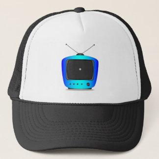 Little White Dot TV Trucker Hat