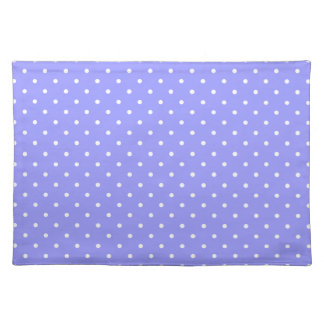 Little White Polka Dots Place Mats