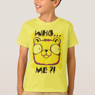 Little who me T-Shirt