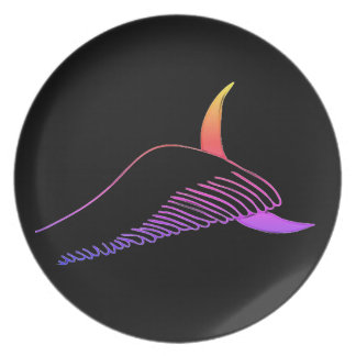 Little Wing Party Plates