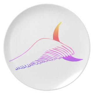 Little Wing Plate