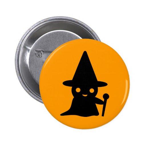 Little Wizard Button