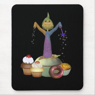 Little Wizard Mousepads