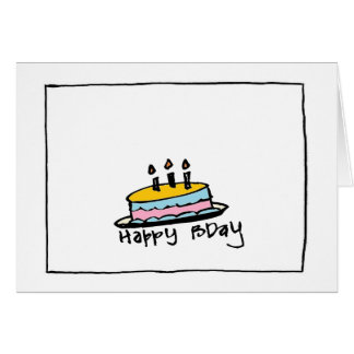 little wobblies hapy birthday cards