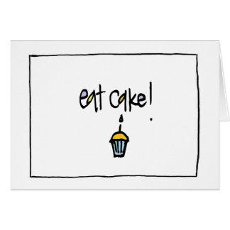 little wobblies hapy birthday greeting card