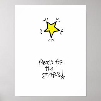 little wobblies reach for the stars poster