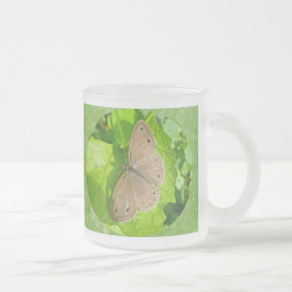 Little Wood Satyr Butterfly Mug