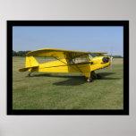 Little Yellow Aeroplane Poster