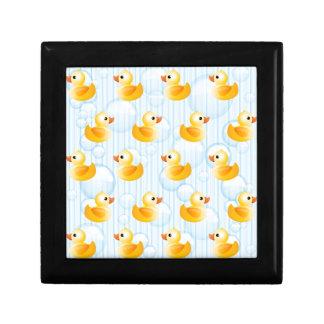 Little Yellow Ducks Keepsake Box