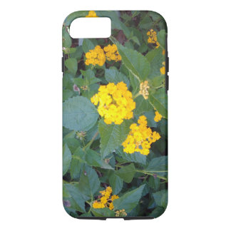 LITTLE YELLOW FLOWERS iPhone 8/7 CASE