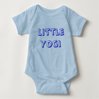 Little Yogi - Baby Yoga Clothes Baby Bodysuit