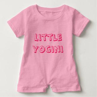 Little Yogini - Baby Yoga Clothes Infant Romper