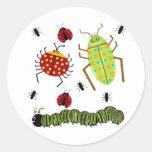 Littlebeane Bugs Insects  Ladybug Ant Caterpillar