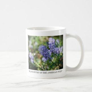 Littleleaf Ceonothus Mugs