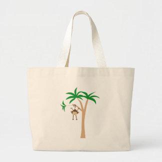 LittleMonkey3 Jumbo Tote Bag