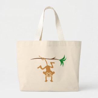 LittleMonkey4 Jumbo Tote Bag