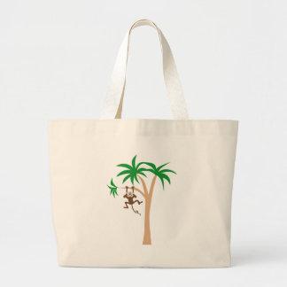 LittleMonkey8 Jumbo Tote Bag