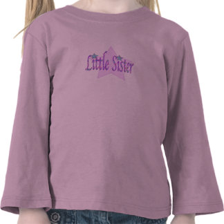 littlesister star t-shirt
