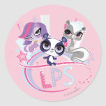 Littlest Pets in the Big City 1 Sticker