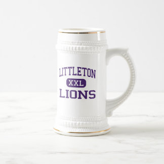 Littleton - Lions - High - Littleton Colorado Beer Steins