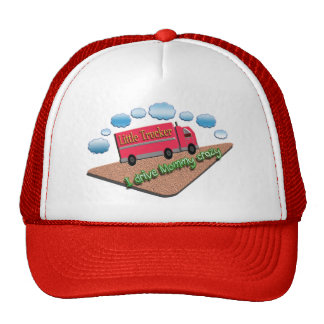 littletrucker cap for boys