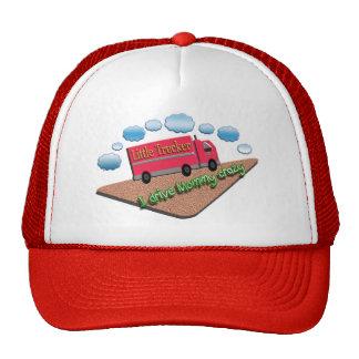 littletrucker cap for boys trucker hat