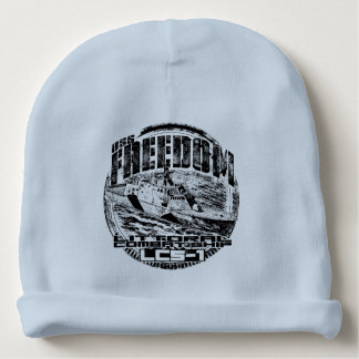 Littoral combat ship Freedom Baby Hat Baby Beanie