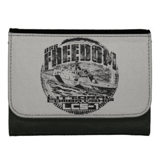 Littoral combat ship Freedom Photo Wallet