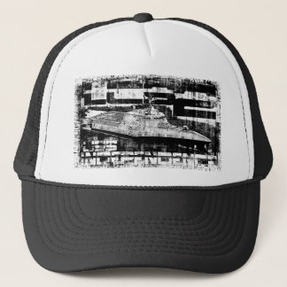 Littoral combat ship Independence Trucker Hat