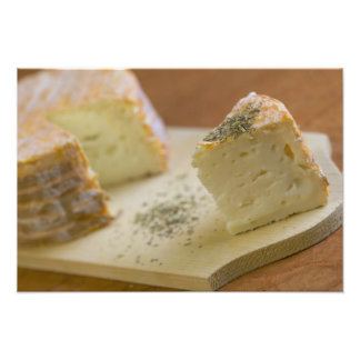 Livarot - Normandy - France - AOC cheese For Photo Art