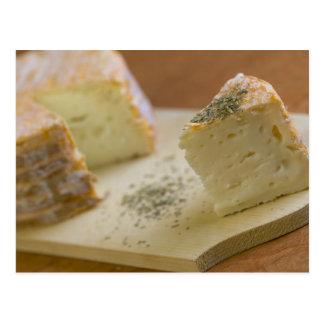 Livarot - Normandy - France - AOC cheese For Postcard