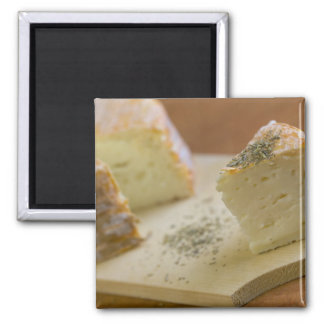 Livarot - Normandy - France - AOC cheese For Square Magnet