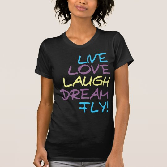 Live 2 Fly T-shirt