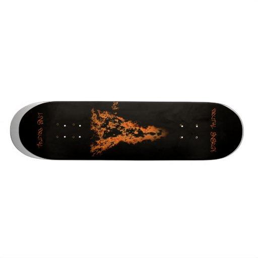 Live Brutal Skate Boards