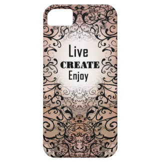 Live create Enjoy Barely There iPhone 5 Case