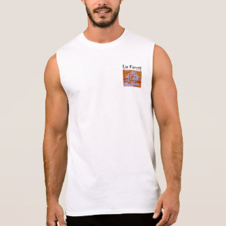 Live Fiercely Sleeveless Tee From MO Gear For You